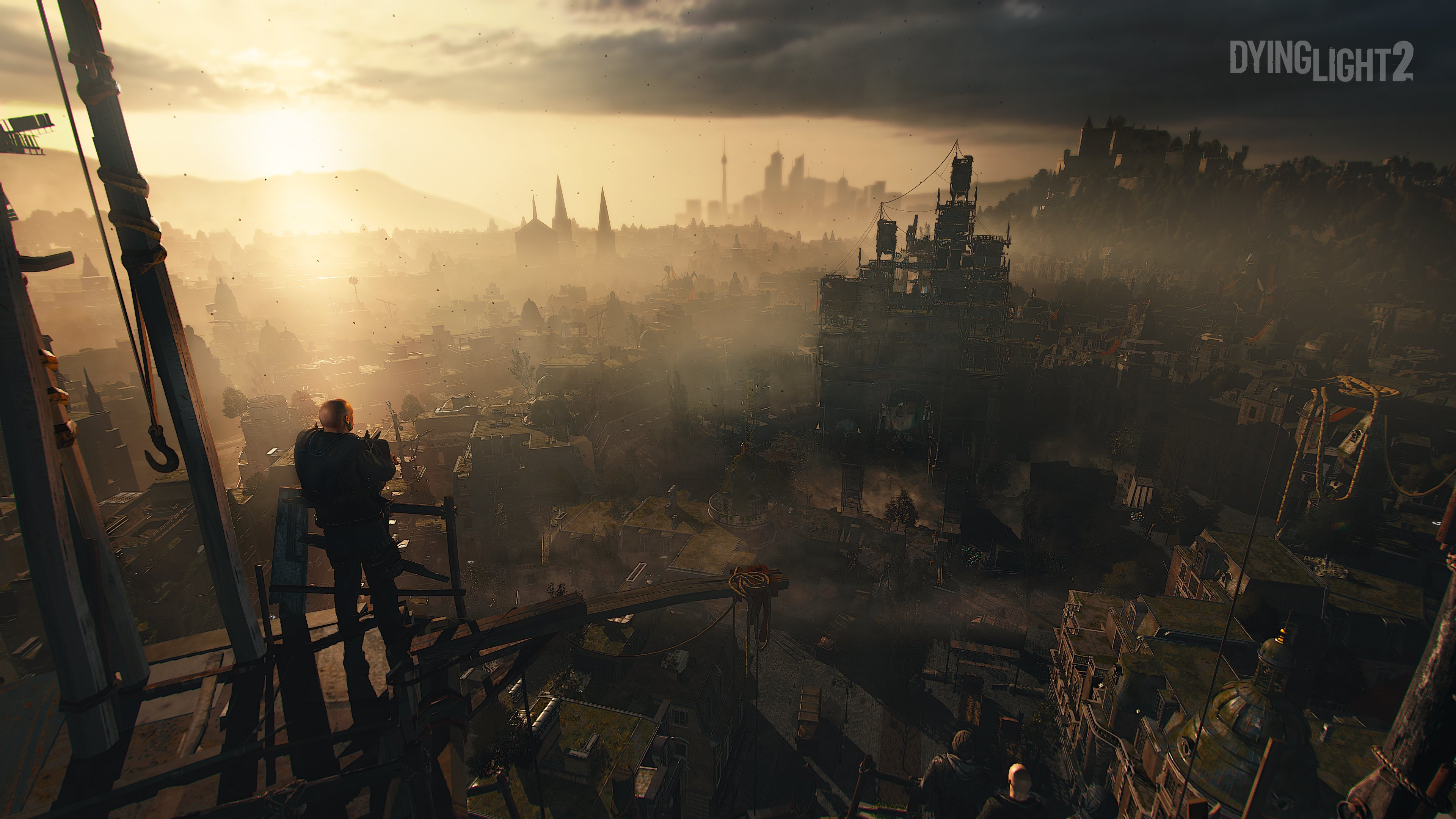 Dying Light 2 Background Wallpaper 69779 3840x2160px