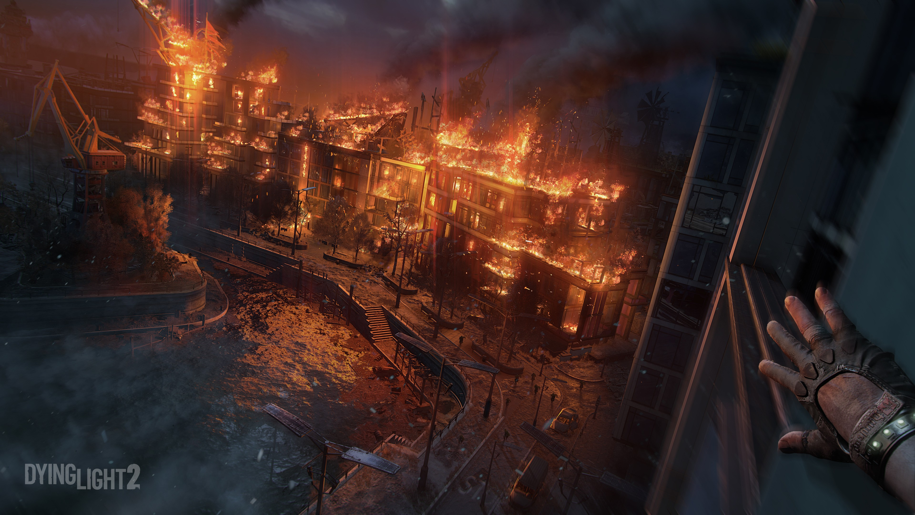 dying light 2 game wide wallpaper 69786