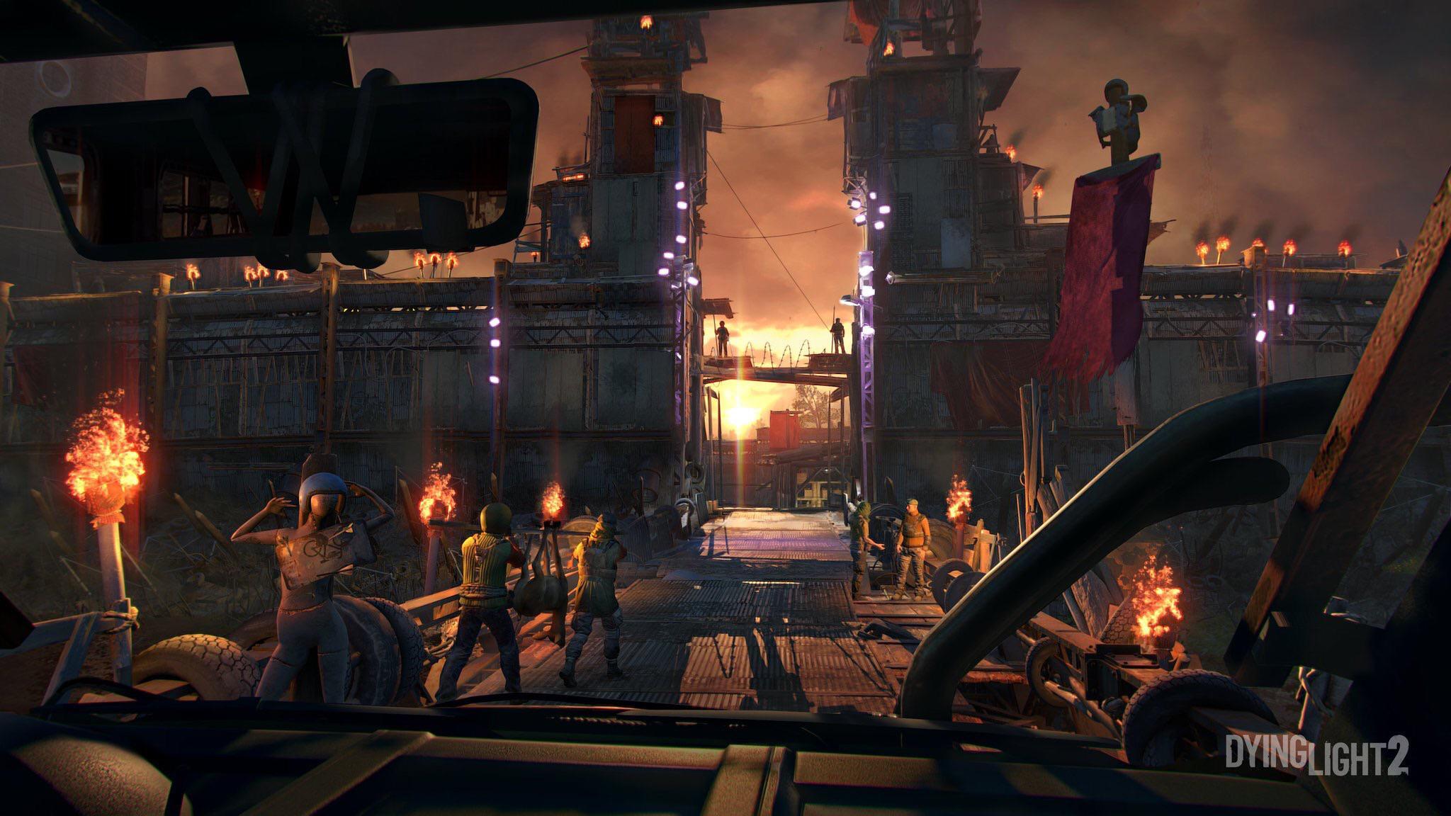 Dying Light 2 Screenshot Wallpaper 69790 2048x1152px