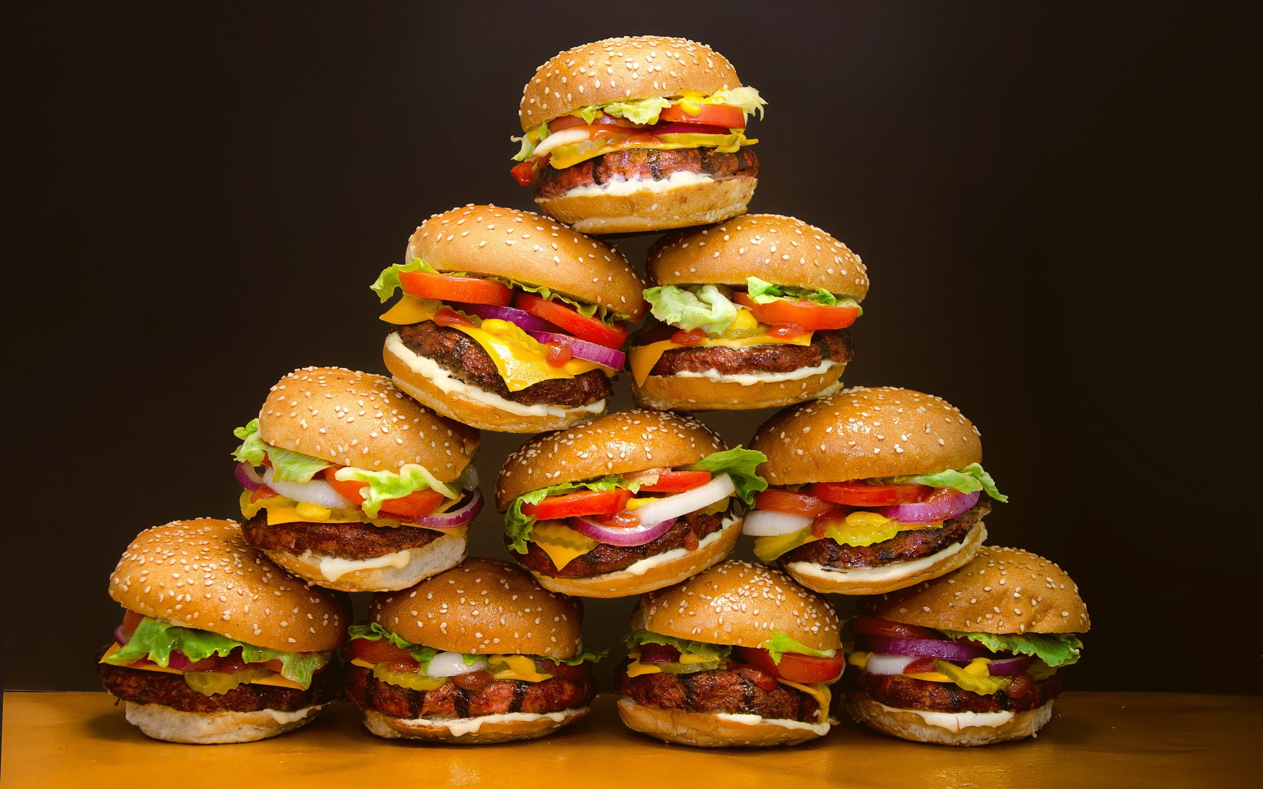 fast food burgers background wallpaper 68910
