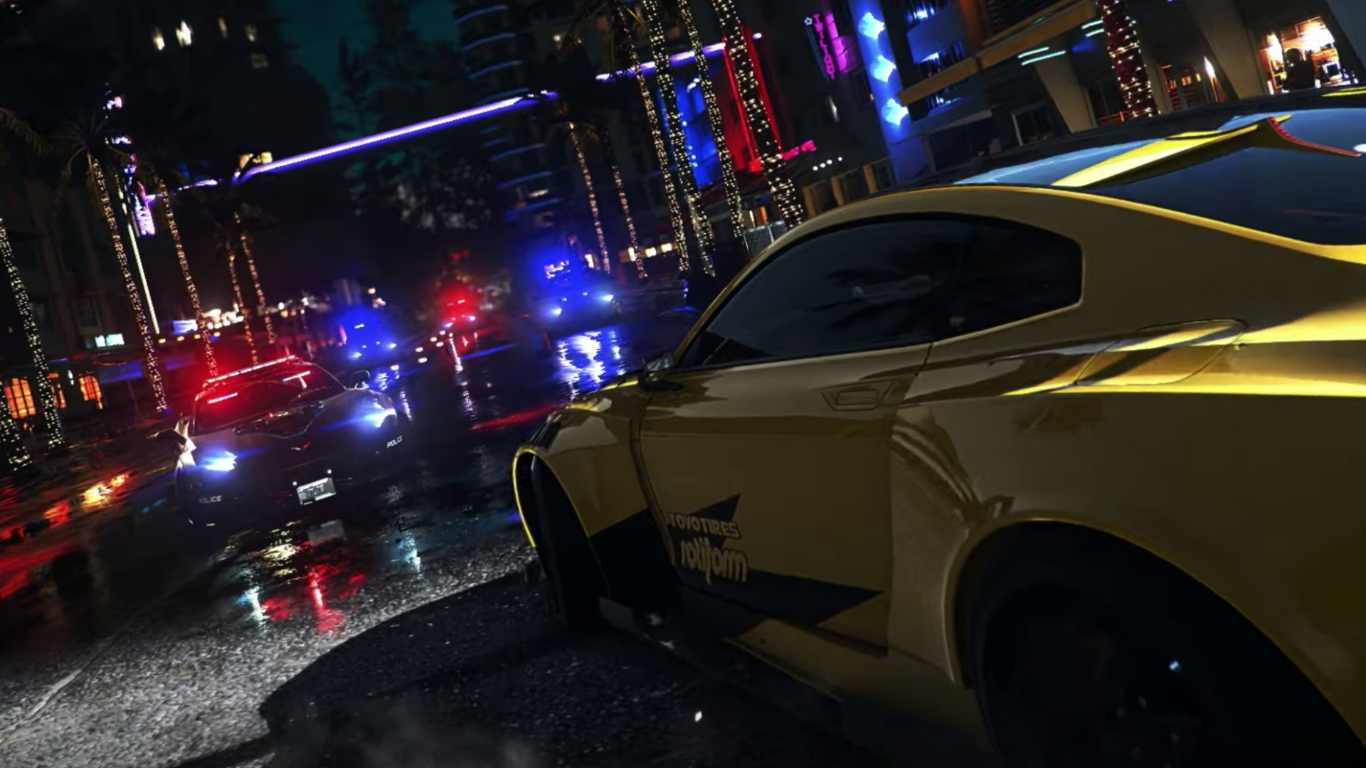 Game Need For Speed Heat Wallpaper 68812 1920x1080px