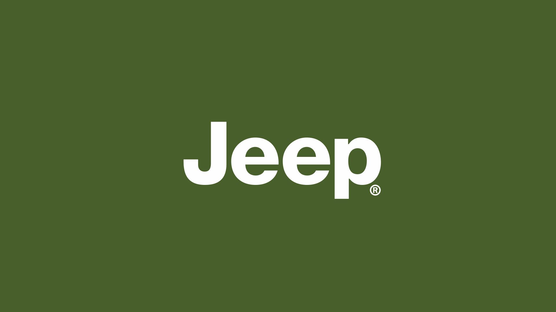 jeep logo hd wallpaper 66852