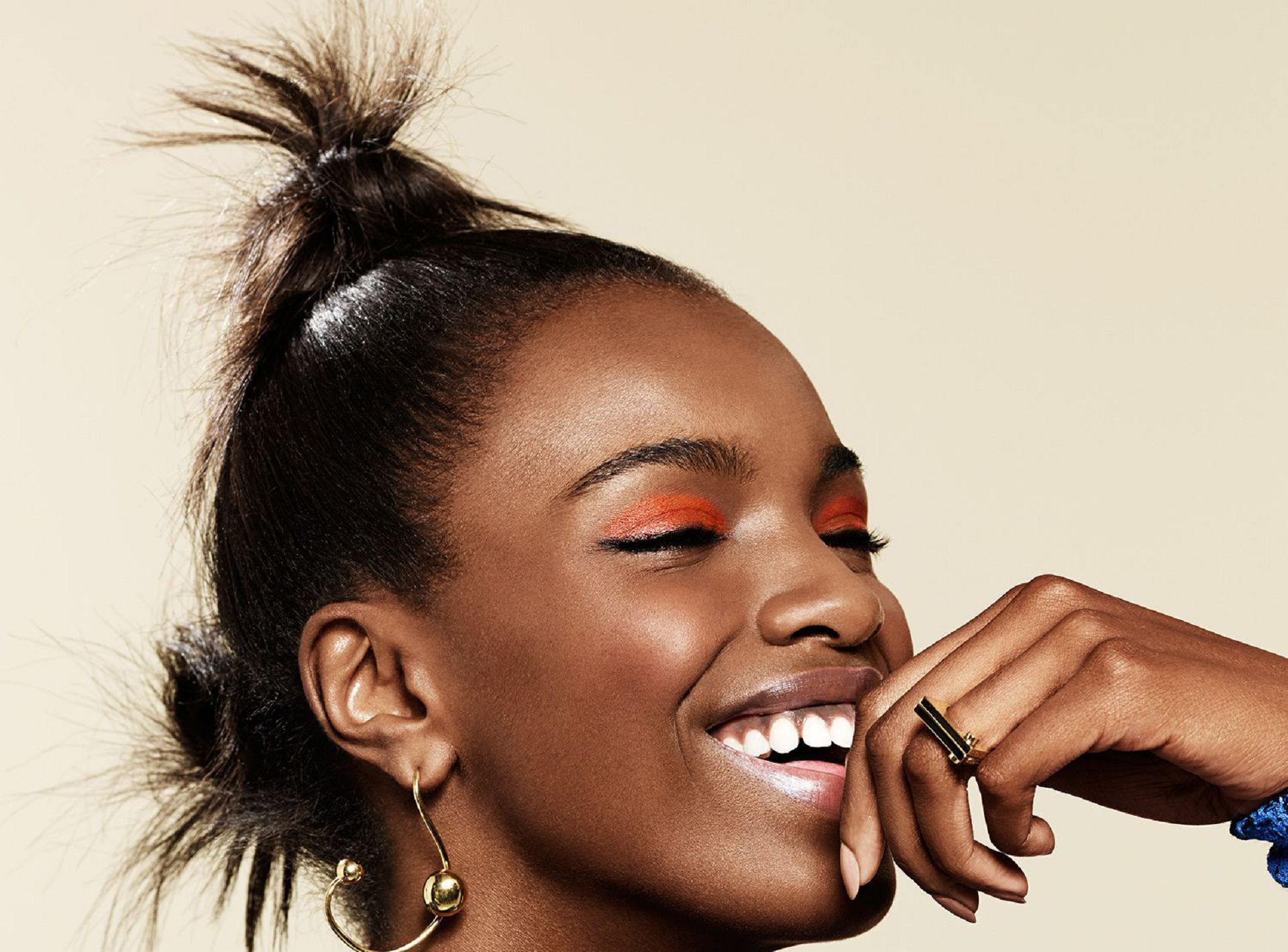 leomie anderson face wallpaper 66729
