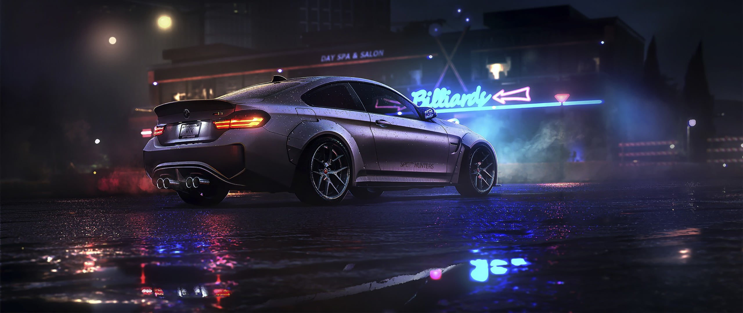 Need For Speed Heat Wallpaper 68809 2560x1080px