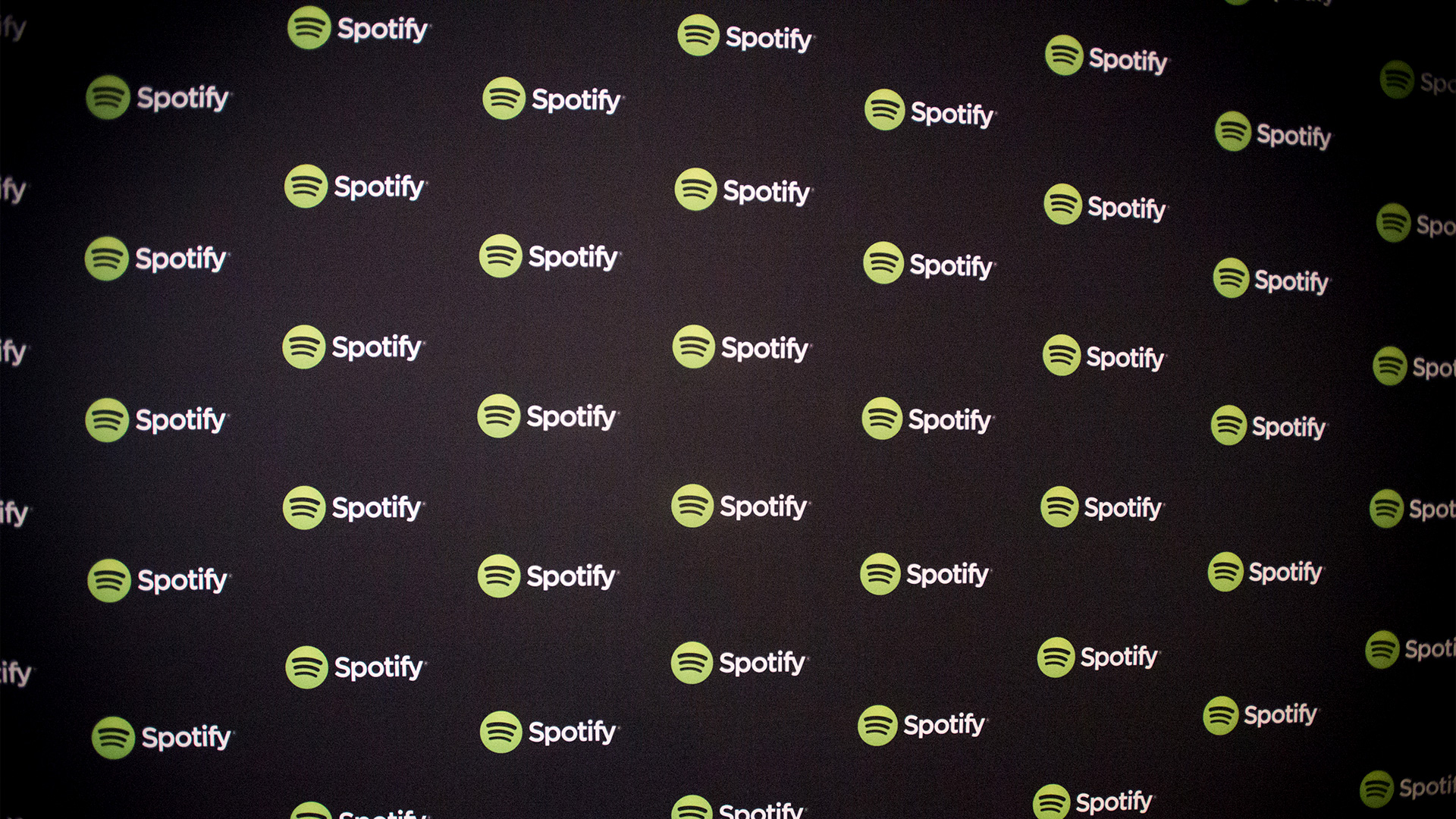 spotify logo backdrop wallpaper 67730