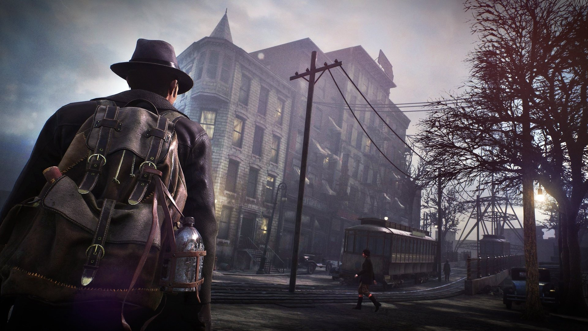 the sinking city video game wallpaper 67475