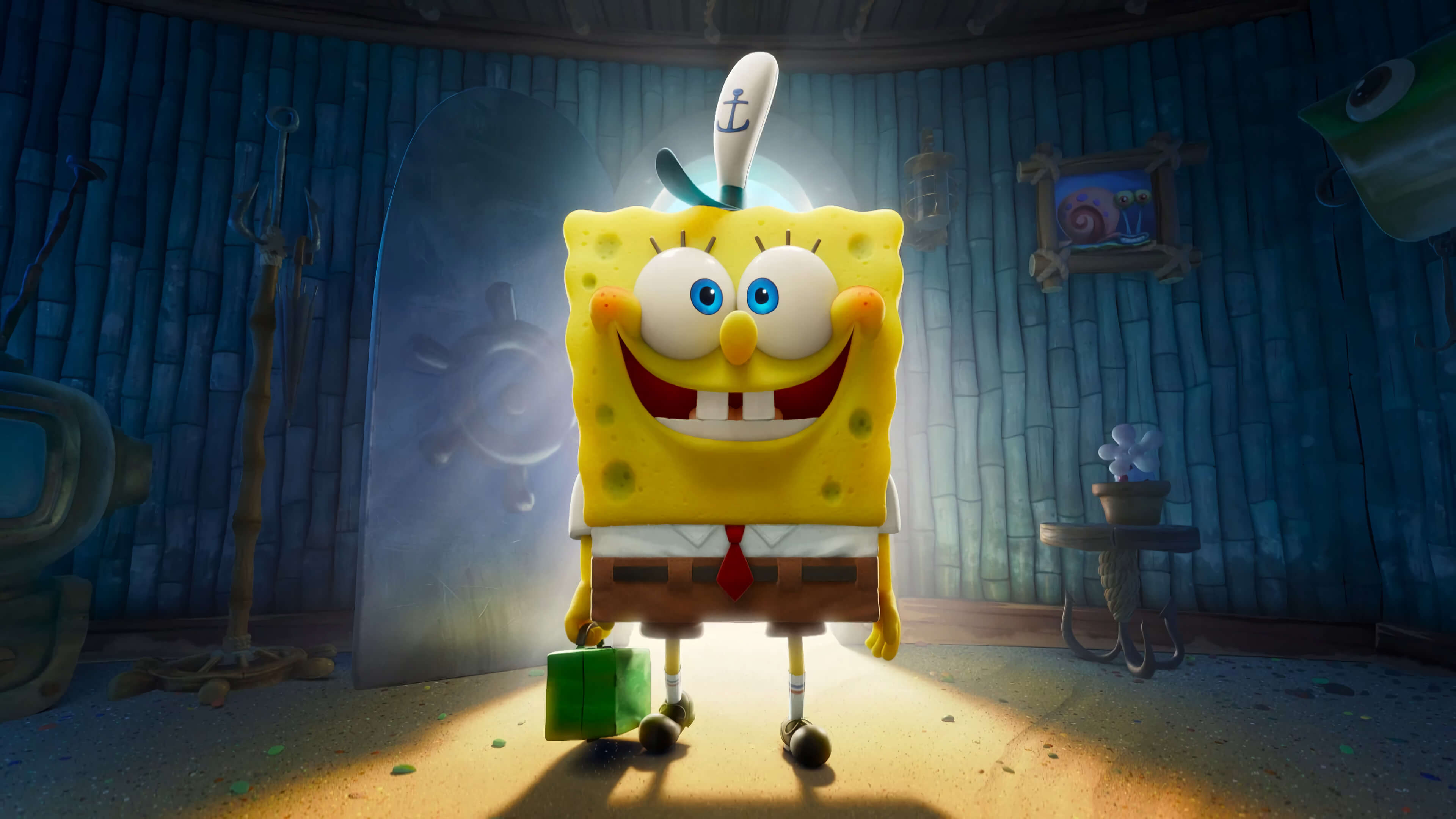 the spongebob movie widescreen wallpaper 69811