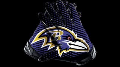 Baltimore Ravens Gloves Wallpaper 68602