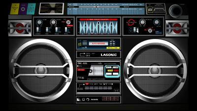 BoomBox Background Wallpaper 68659
