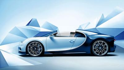 Bugatti Car Background Wallpaper 68652