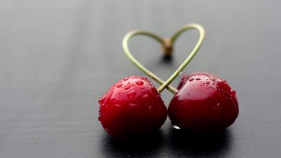 Cherry Heart Wallpaper 68655