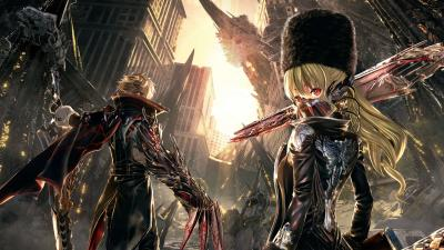 Code Vein Background Wallpaper 68774