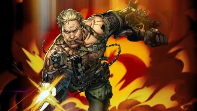 Contra Rogue Corps HD Wallpaper 69777