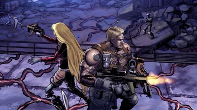 Contra Rogue Corps Wallpaper 69774