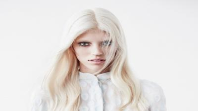 Devon Windsor White Hair HD Wallpaper 66716
