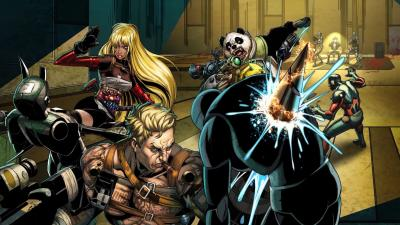 HD Contra Rogue Corps Wallpaper 69773