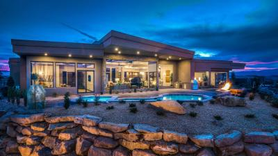 Luxury House Wallpaper 67585