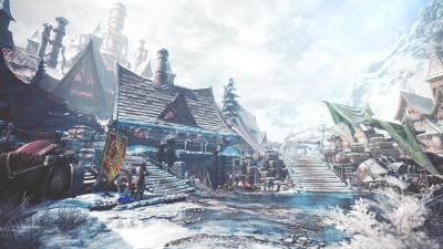 Monster Hunter World Iceborne Wallpaper 69806