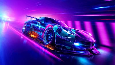 Need for Speed Heat Wallpaper 68807