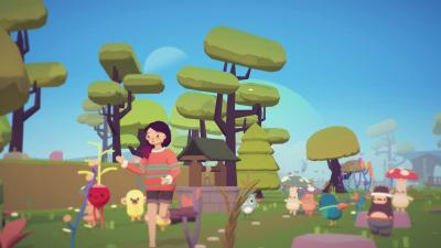 Ooblets Wide Wallpaper 69052