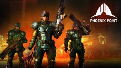 Phoenix Point Video Game Wallpaper 69022