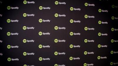 Spotify Logo Backdrop Wallpaper 67730