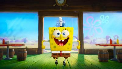 The SpongeBob Movie Background Wallpaper 69810