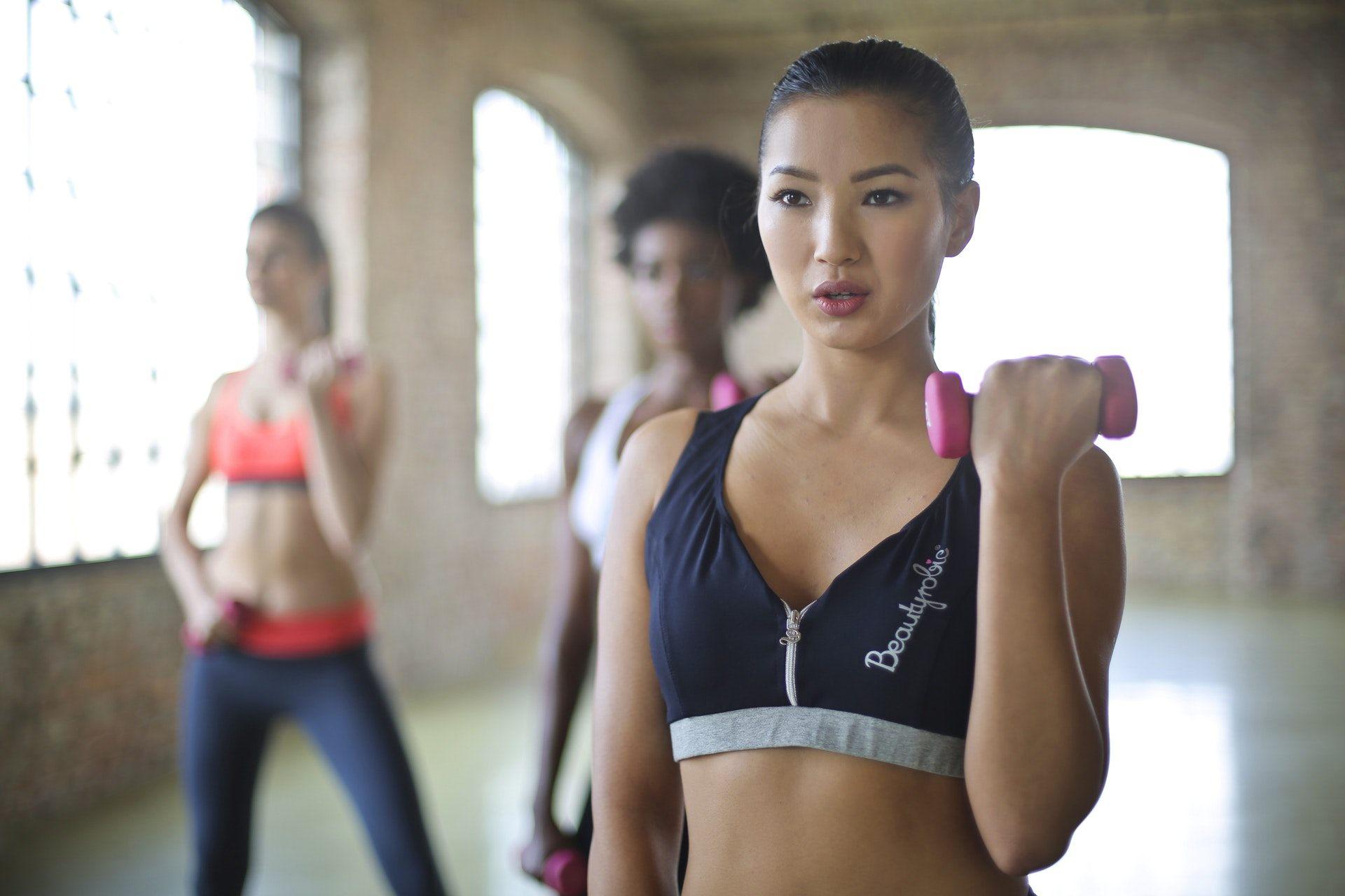 women fitness workout hd wallpaper 67568