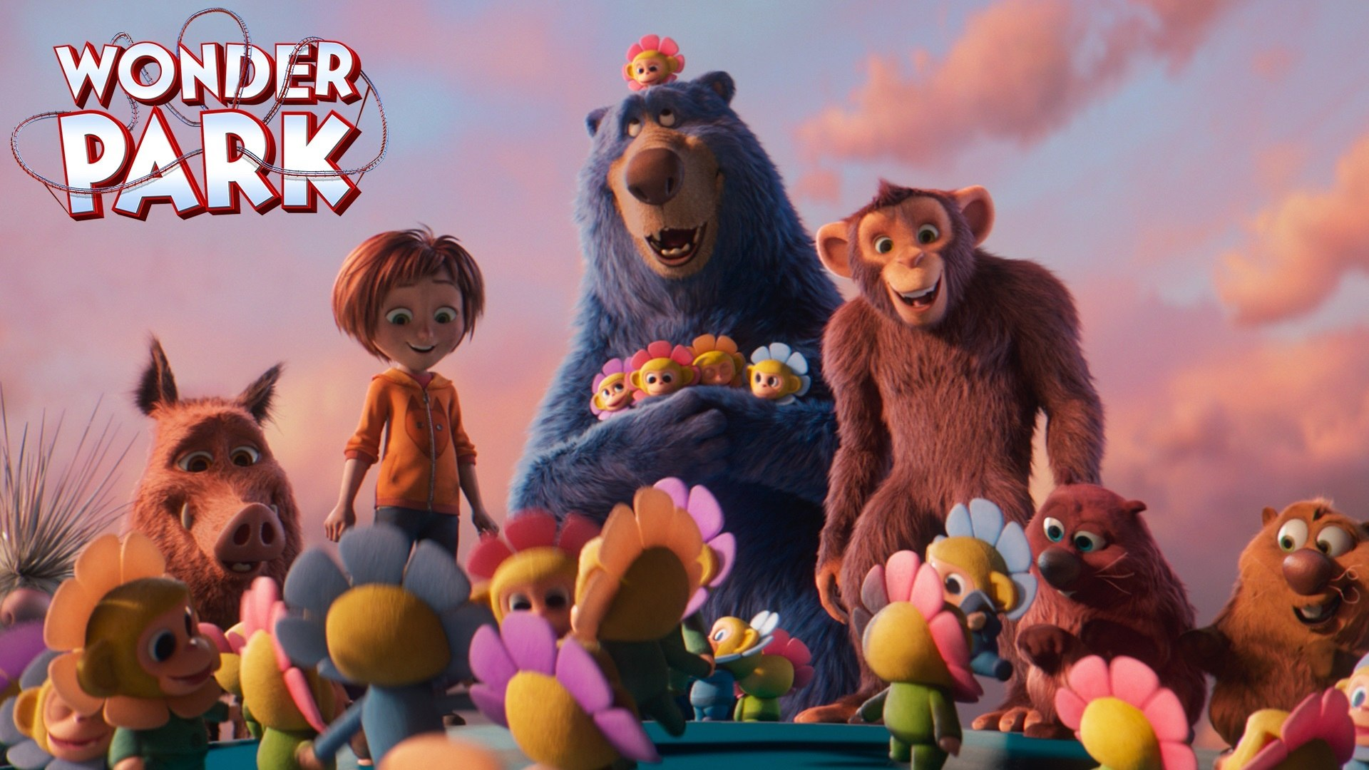 wonder park wallpaper 68269