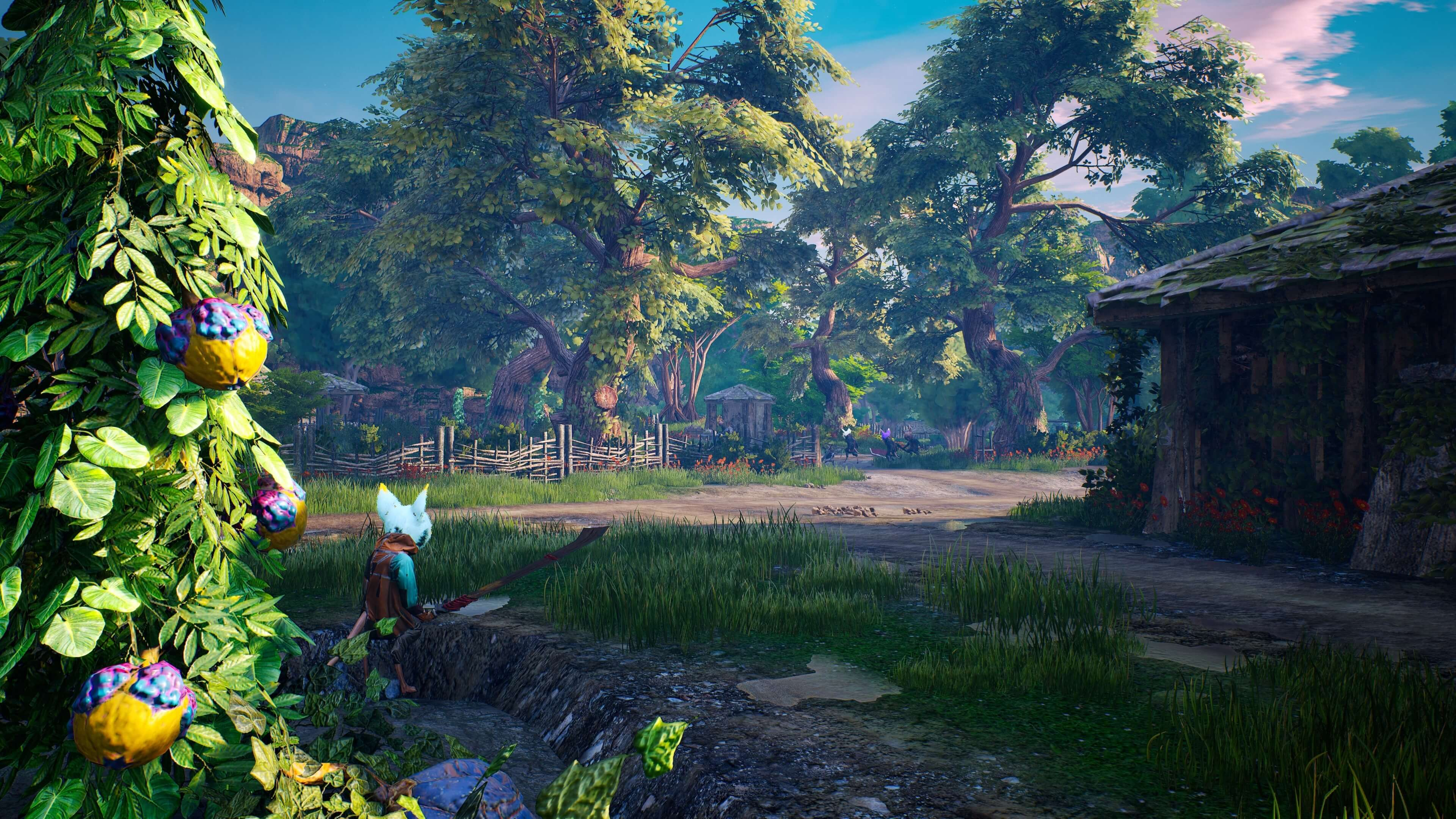 4k biomutant wallpaper 68921