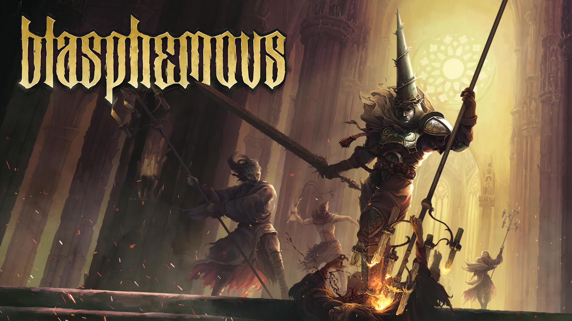 blasphemous video game wallpaper 68582