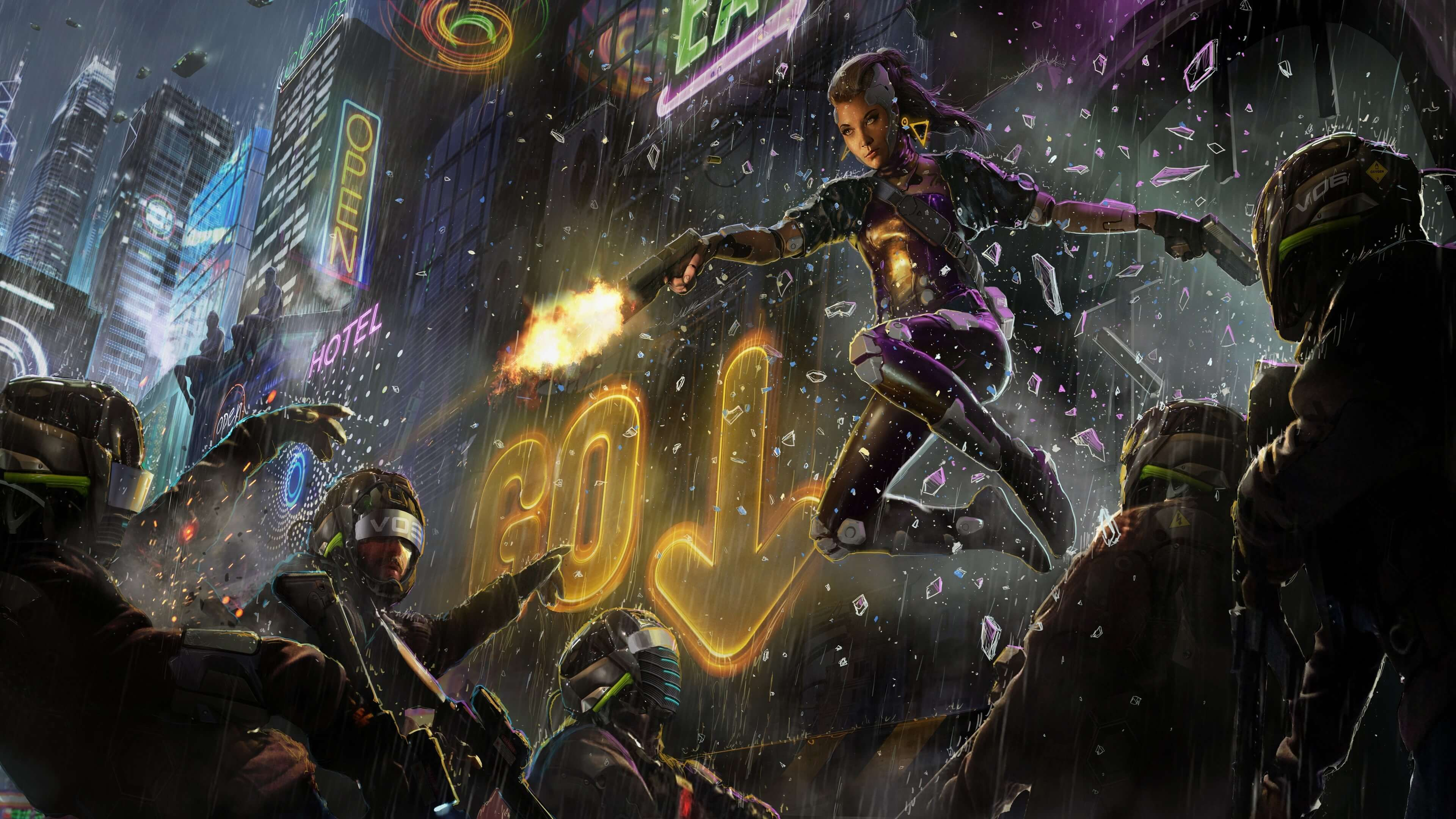 cyberpunk 2077 wide wallpaper 68939