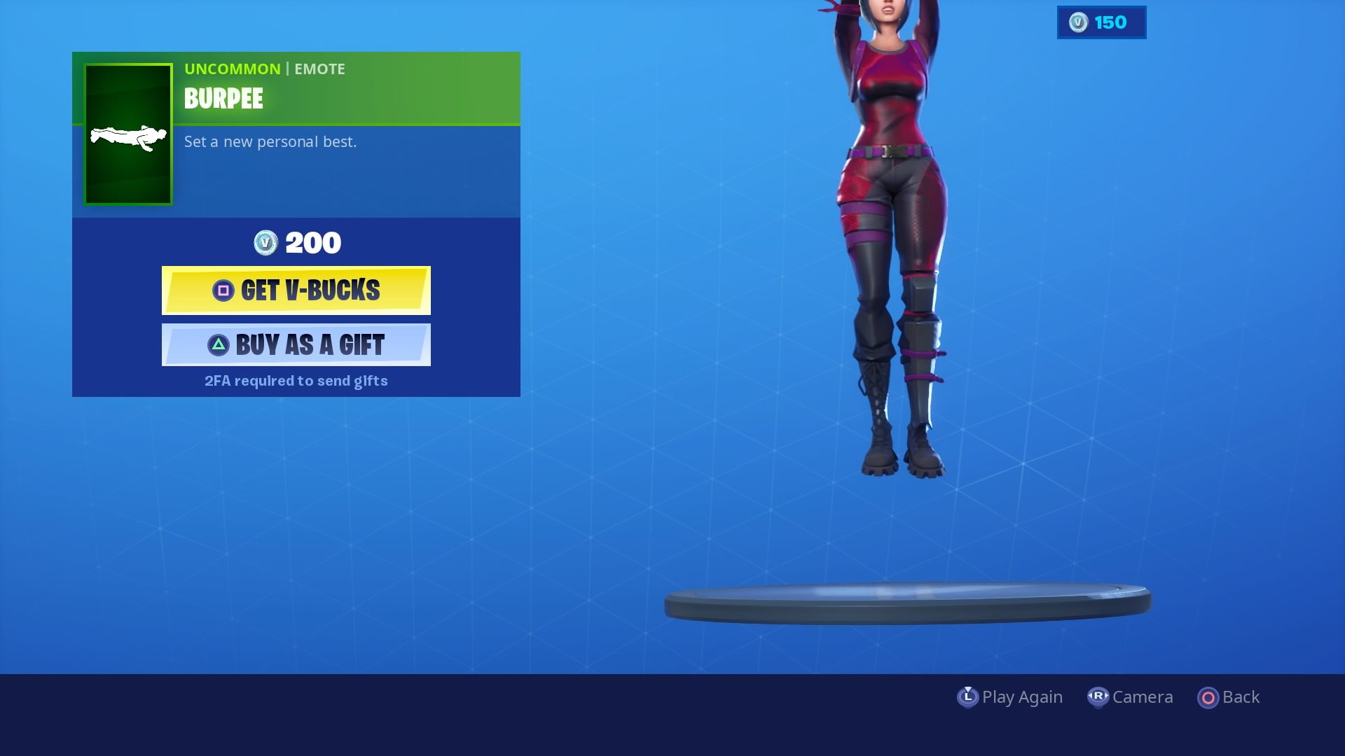 fortnite burpee wallpaper 68533