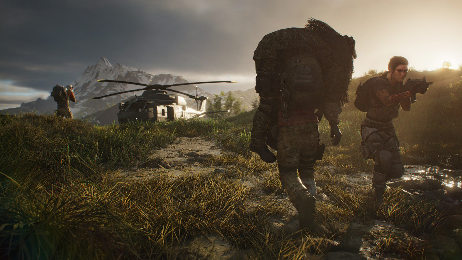 Ghost Recon Breakpoint Pictures Wallpaper 68881 1600x900px