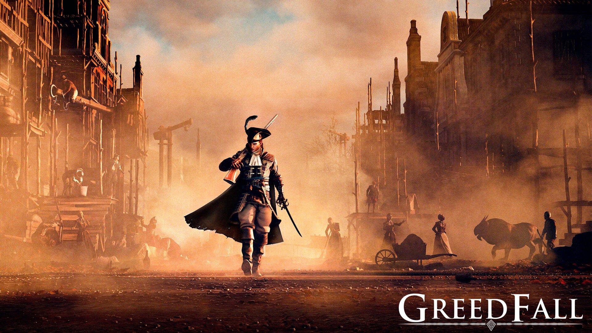 greedfall wallpaper 68577