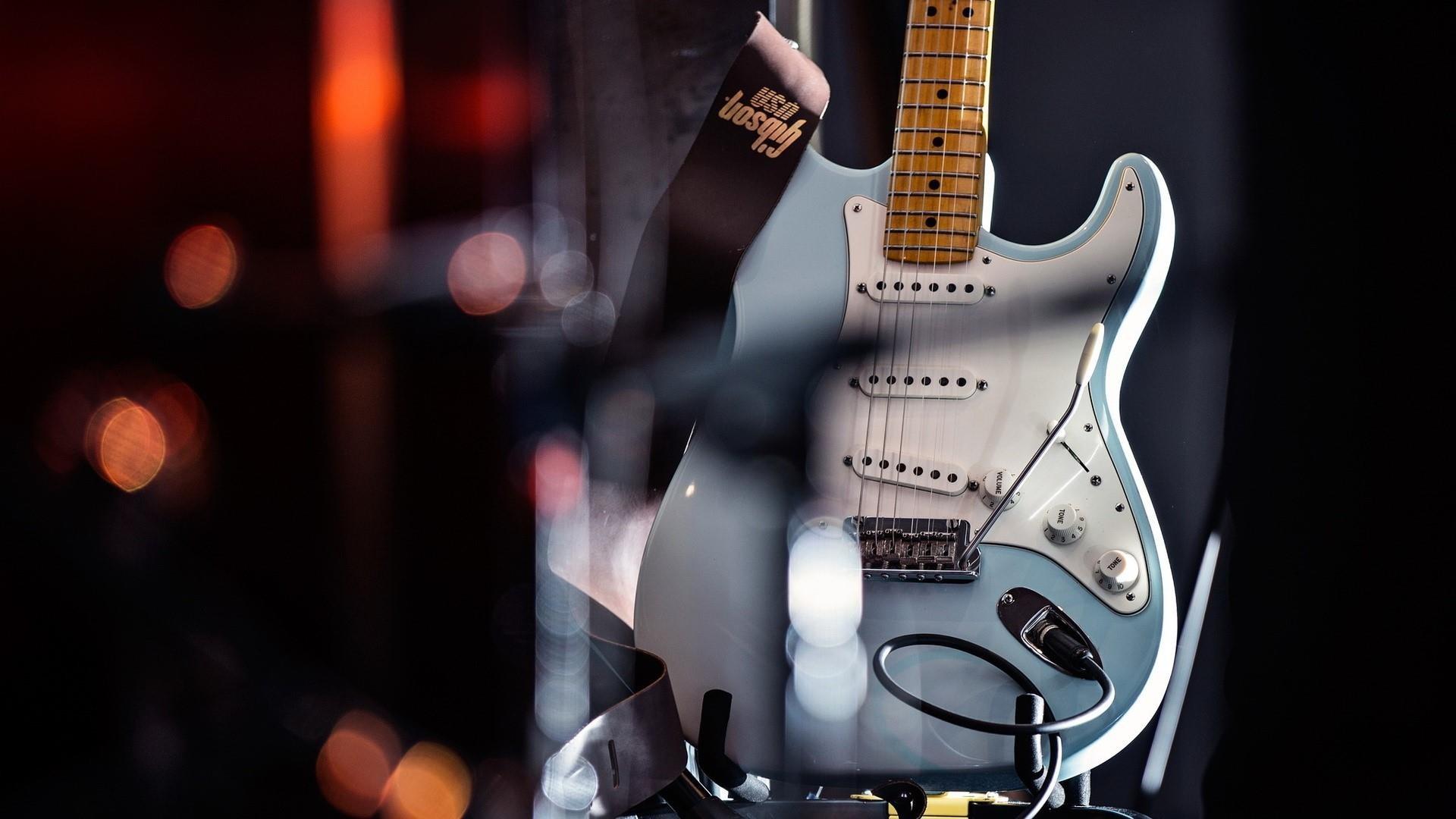 Guitar Music Hd Wallpaper 68678 1920x1080px