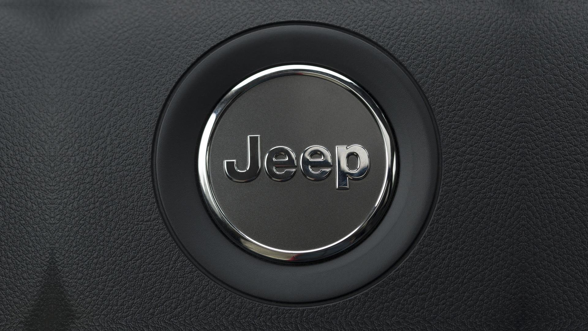jeep steering wheel logo wallpaper 66856