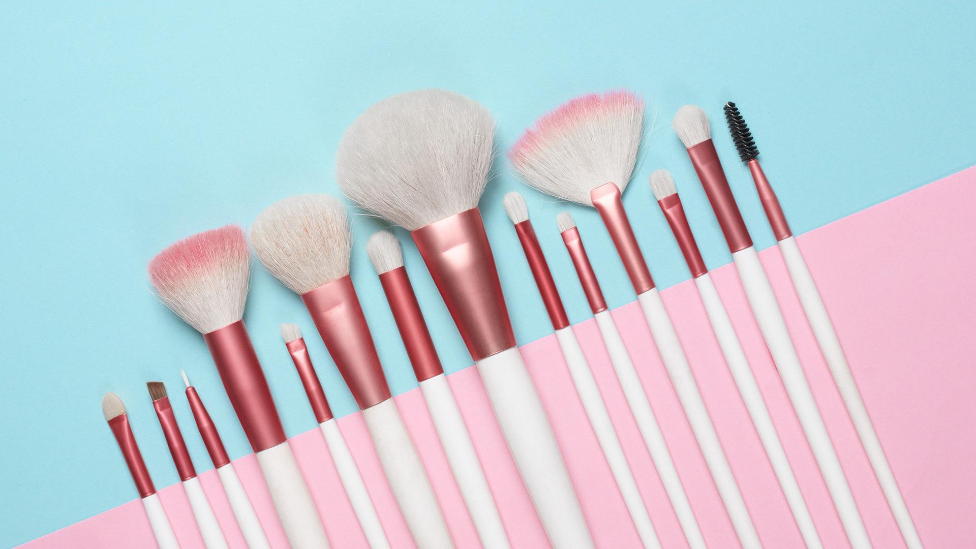 makeup brushes hd wallpaper 68224
