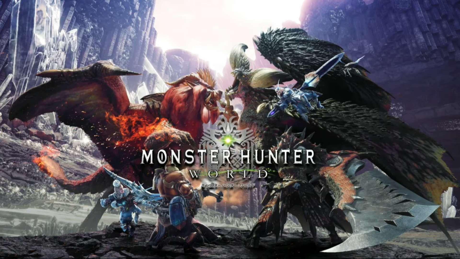 Monster Hunter World Iceborne Wallpaper 68453 1920x1080px