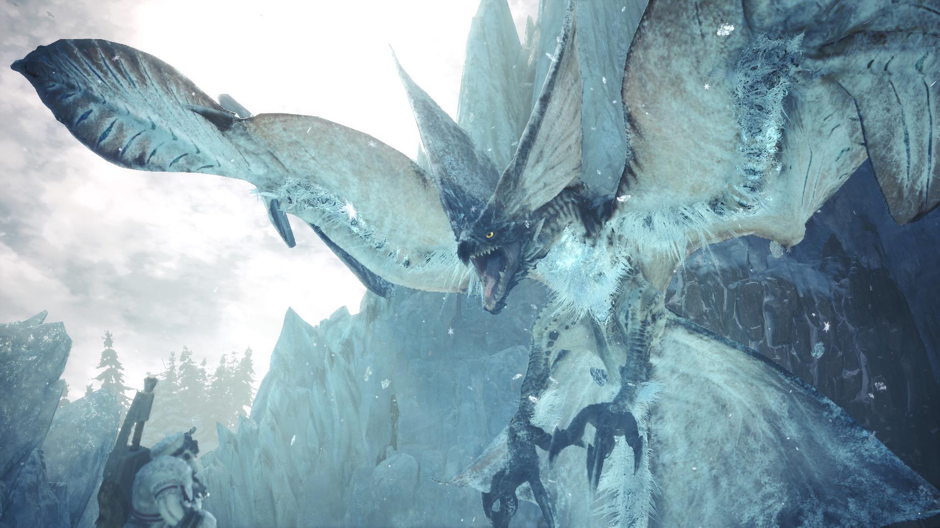 monster hunter world iceborne wallpaper 68455