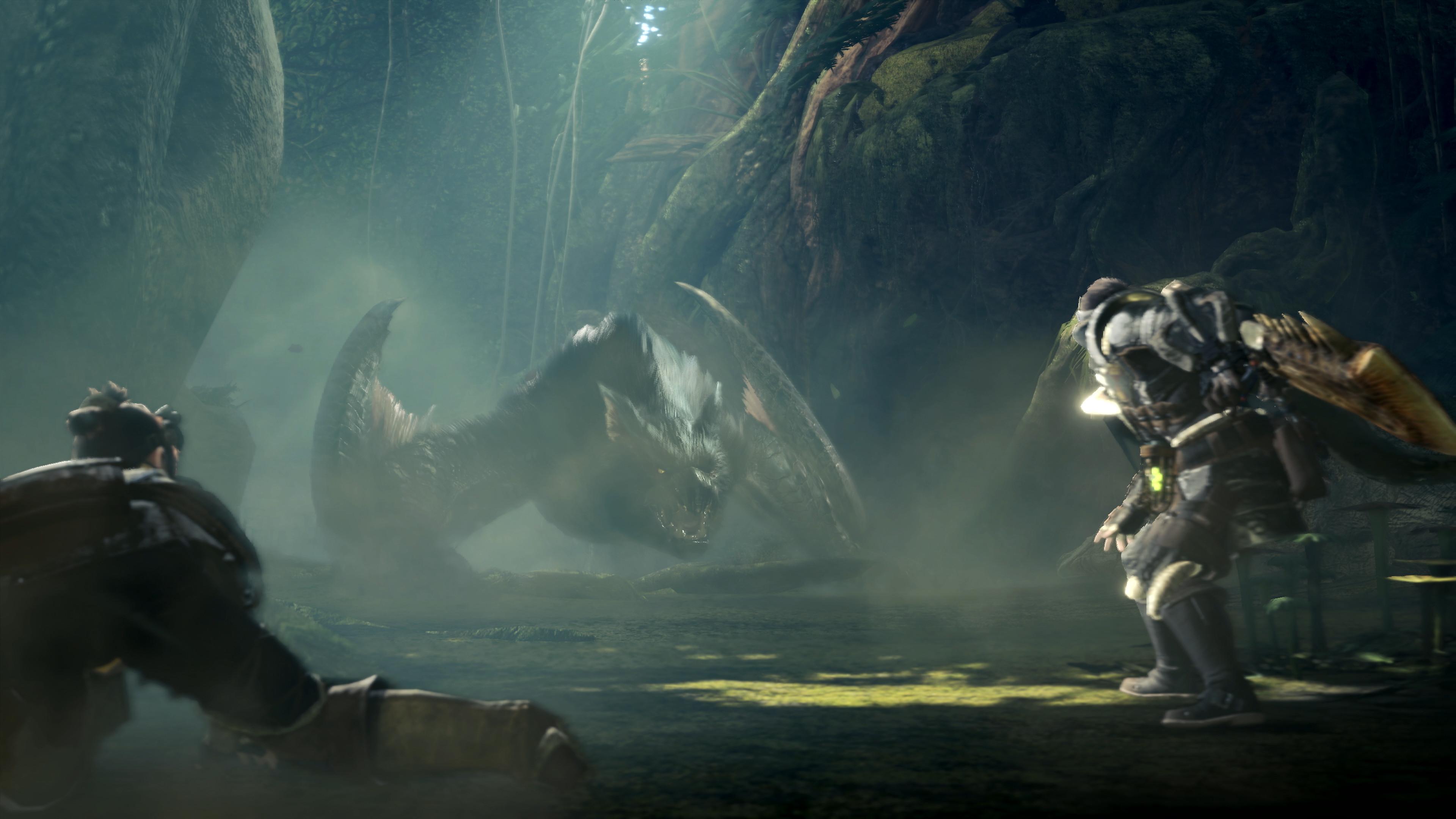 monster hunter world iceborne widescreen wallpaper 68457