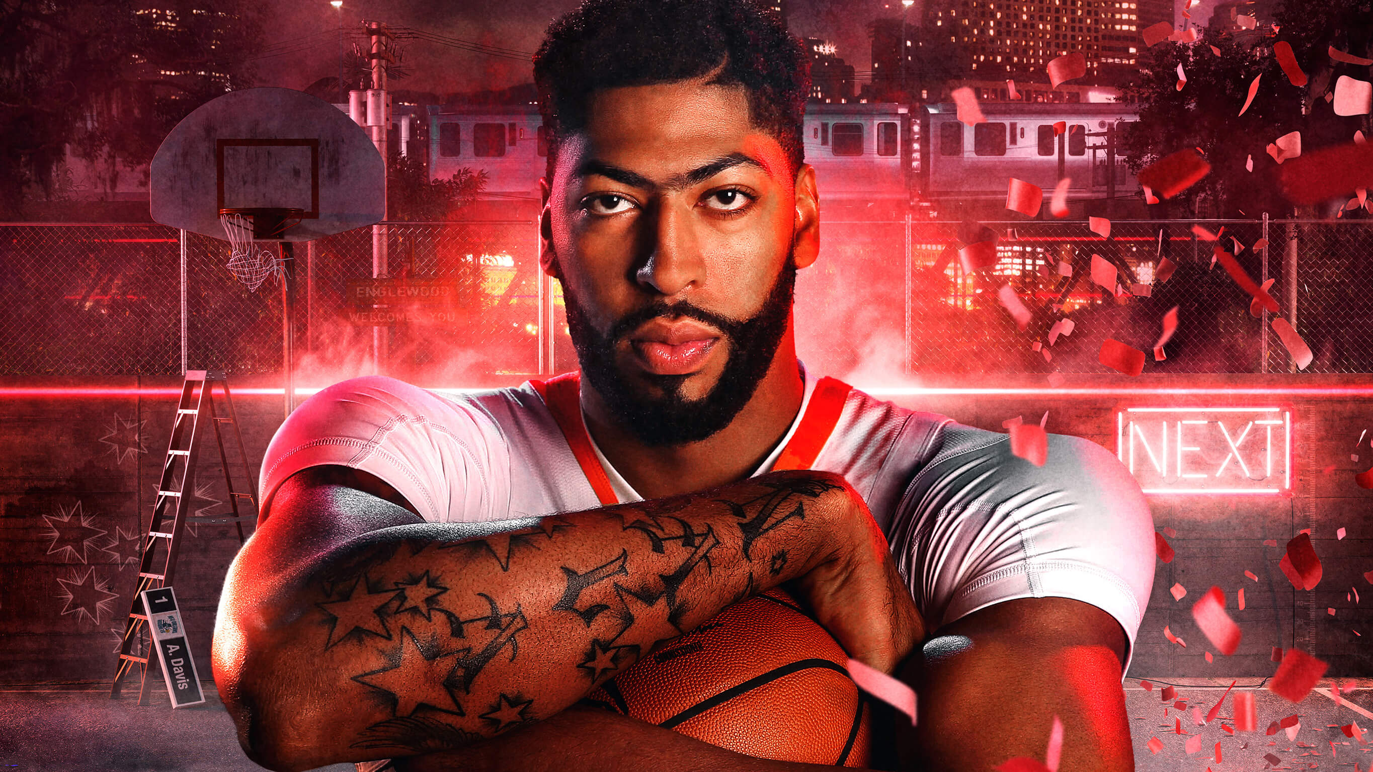 nba 2k20 davis wallpaper 68585