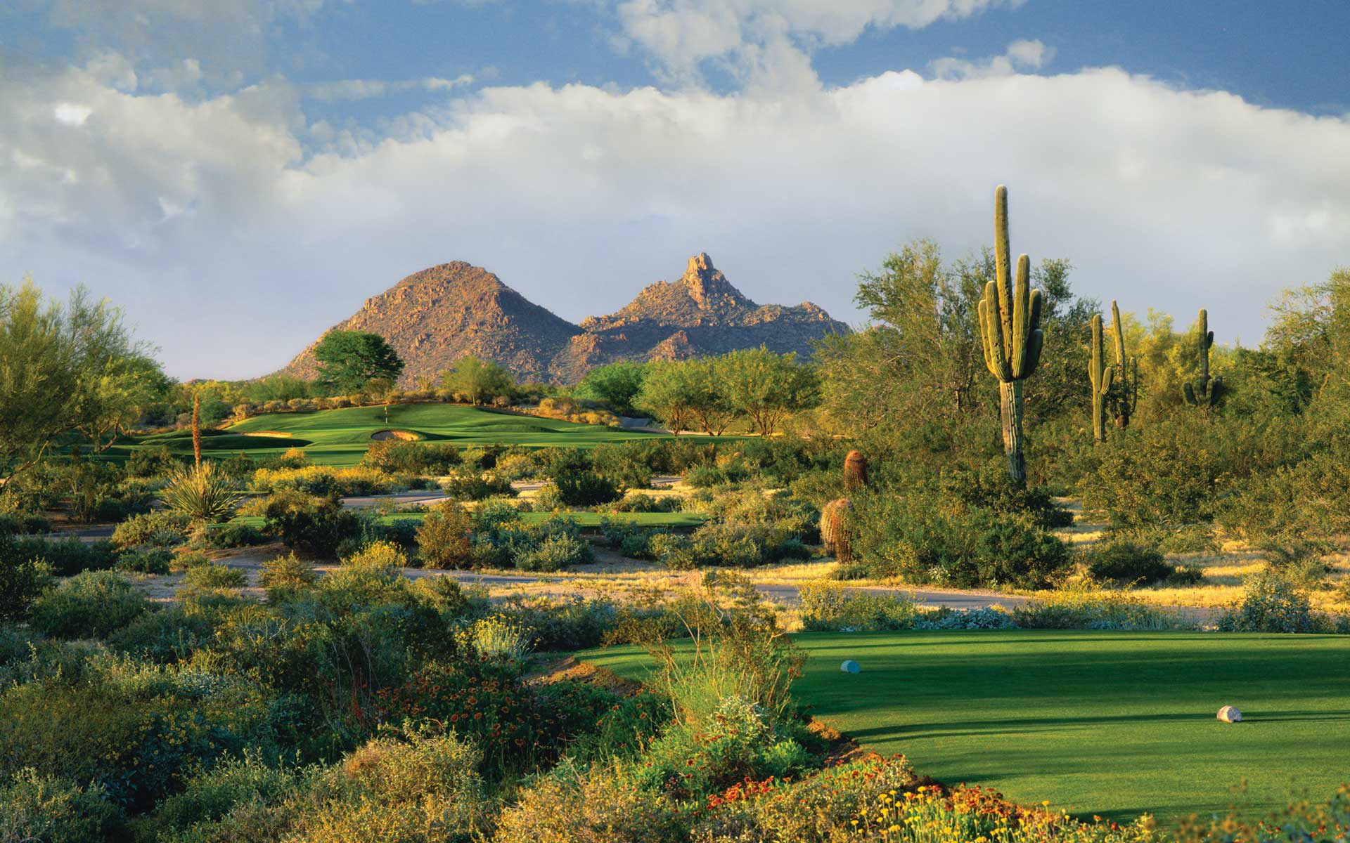 phoenix arizona golf course wallpaper 68308