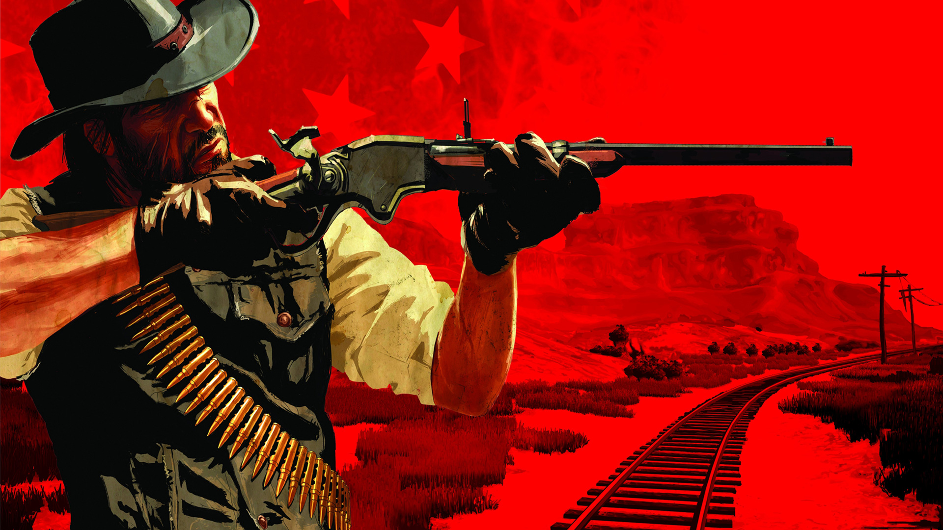 red dead redemption 2 video game desktop wallpaper 68179