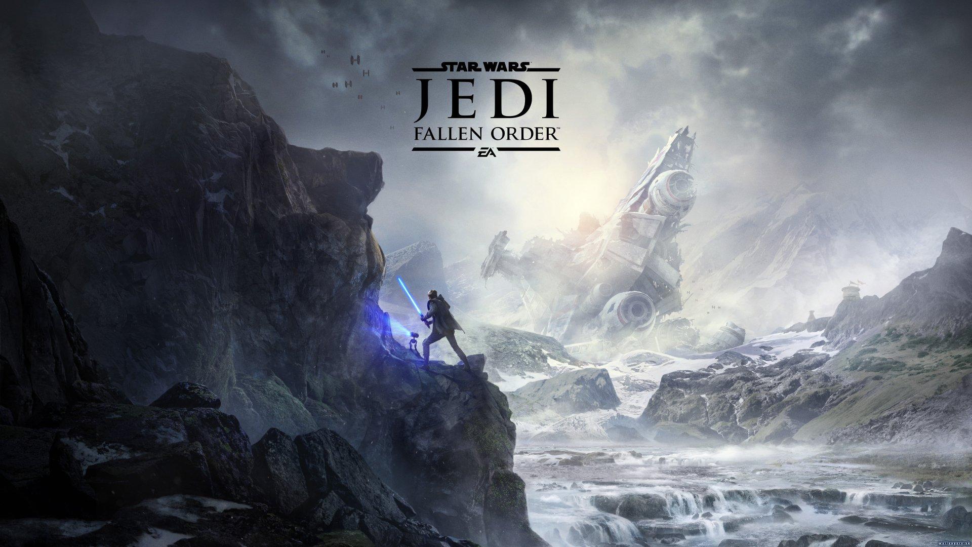 star wars jedi fallen order video game wallpaper 68897