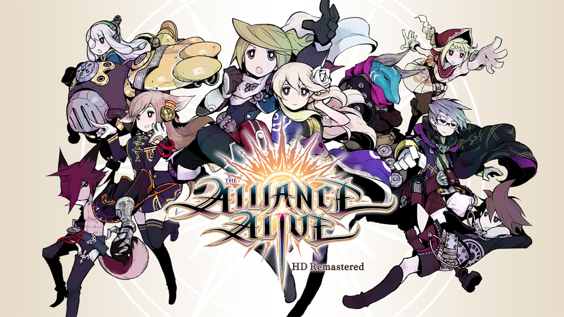 the alliance alive video game wallpaper 69366