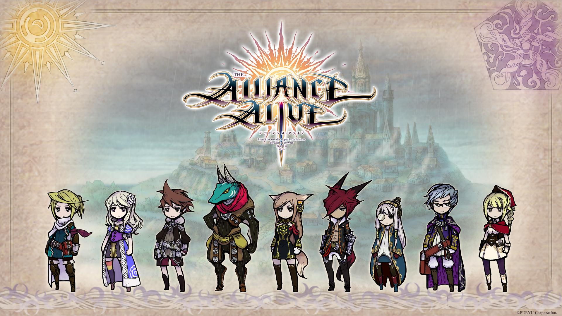 the alliance alive wallpaper 69376