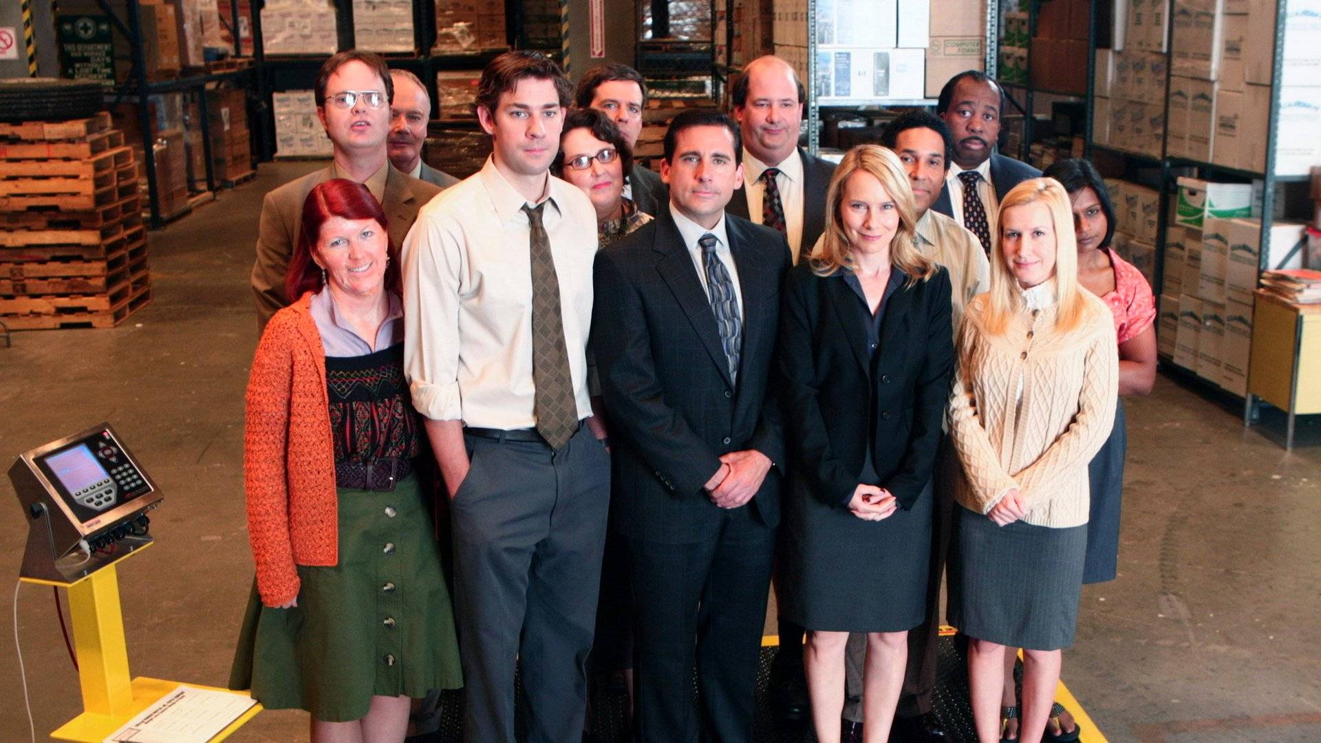 the office cast wallpaper 68630