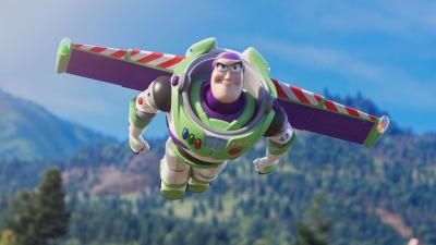 4K Buzz Lightyear Wallpaper 68549