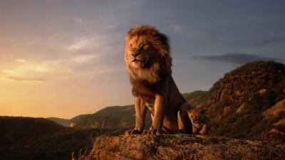 4K The Lion King Wallpaper 68221